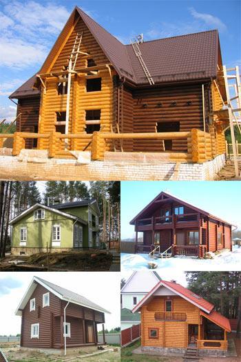 Уход за деревянным домом 2