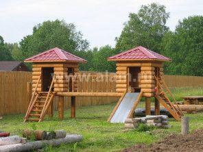 Строительство детской площадки
