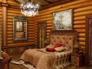 dizain-spalni-v-derevyannom-dome-2