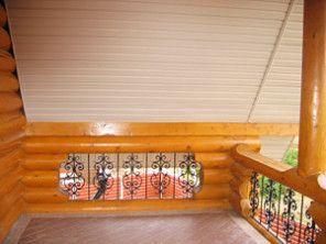 Внутренняя отделка деревянного дома. советы по отделке алам.