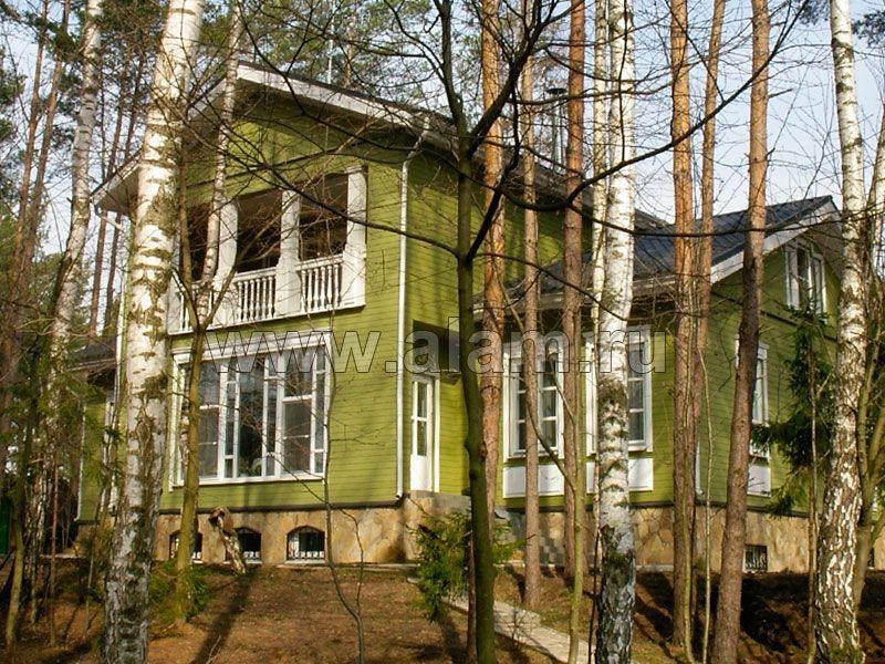 преимущества деревянных домов 2