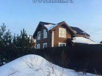 Загородное домовладение из проф.бруса ПБ-90