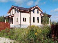 Свое жилье из бруса. Проект ПБ-98