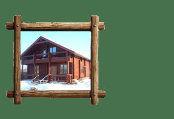 Монтаж деревянных коттеджей